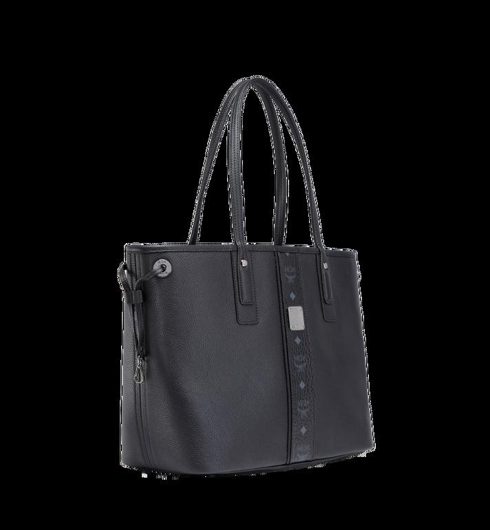 MCM Reversible Liz Shopper in Leather MWP7AXS60BK001 AlternateView2