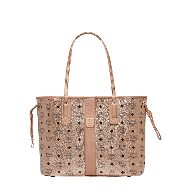 MCM Reversible Liz Shopper in Visetos MWP8AVI22TC001 AlternateView