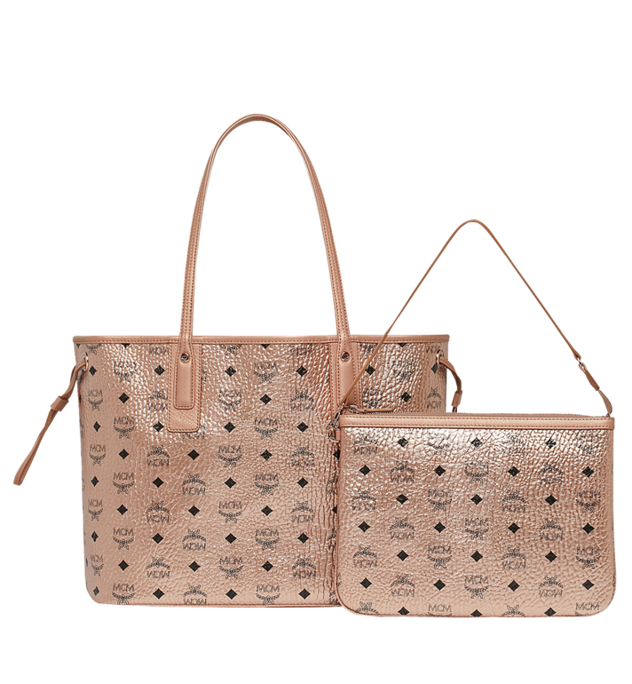 MCM Reversible Liz Shopper in Visetos MWP8AVI22TC001 AlternateView4
