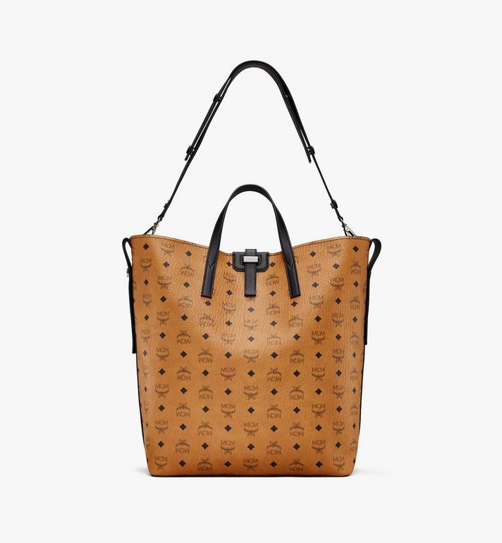Gunta Shopper In Visetos by Mcm
