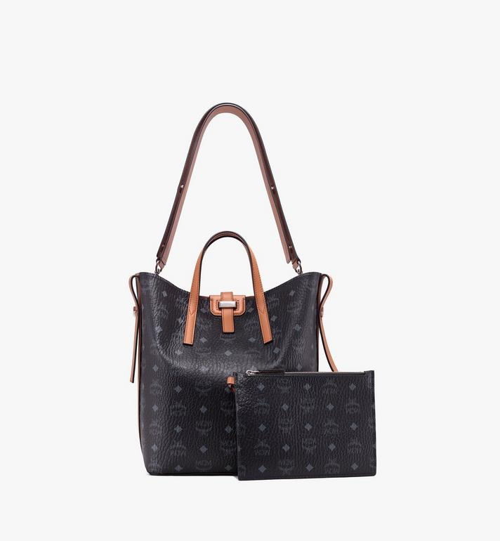 MCM Gunta Shopper in Visetos Alternate View 2