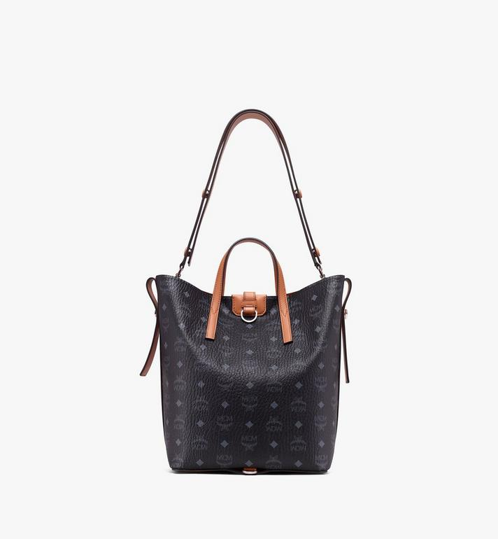 MCM Gunta Shopper in Visetos Alternate View 4