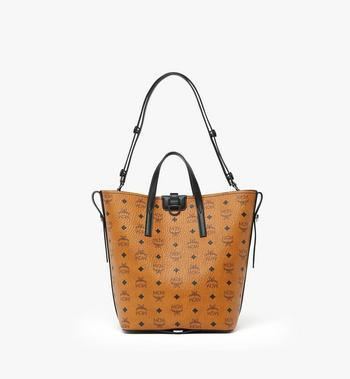 MCM Gunta Shopper in Visetos  MWP9AGU02CO001 Alternate View 4