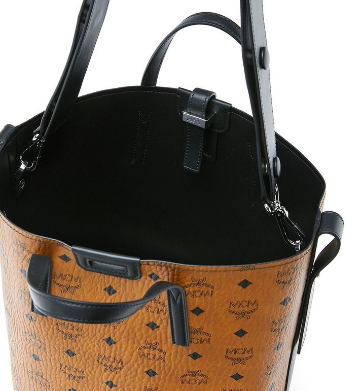 MCM Gunta Shopper in Visetos Alternate View 5