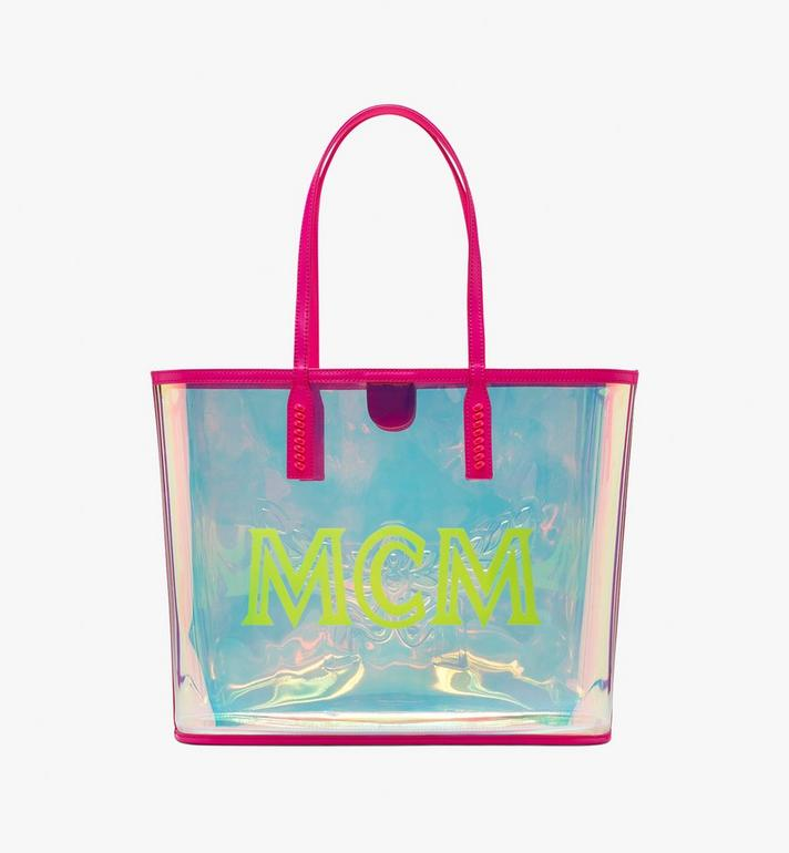 MCM Flo Shopper in Hologram Alternate View