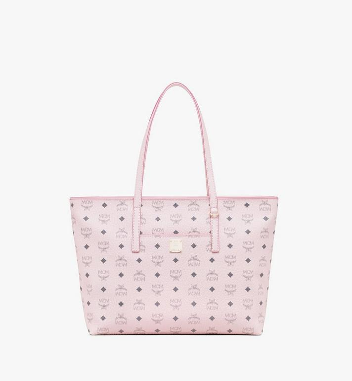 MCM 안야 비세토스 쇼퍼 Pink MWP9AVI61QH001 Alternate View 1