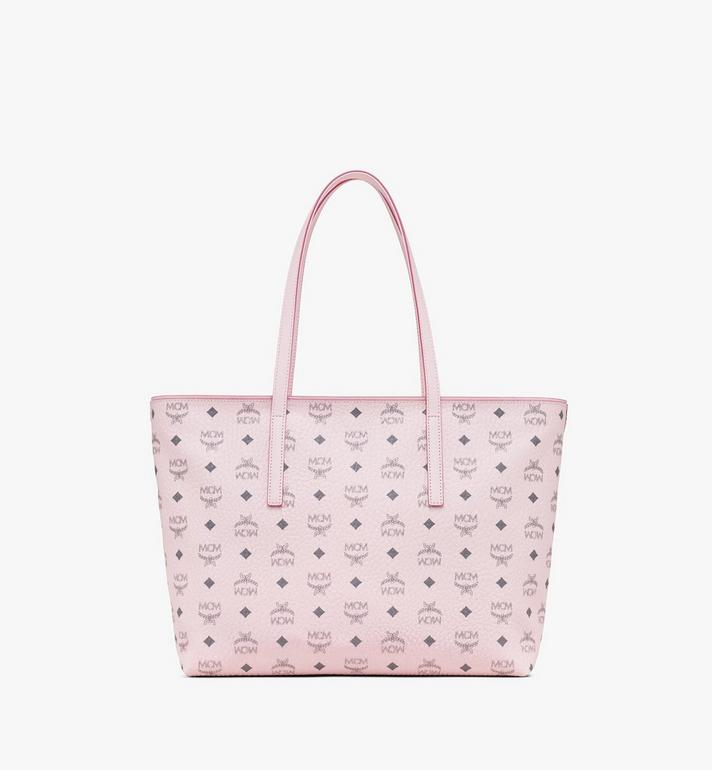 MCM 안야 비세토스 쇼퍼 Pink MWP9AVI61QH001 Alternate View 3
