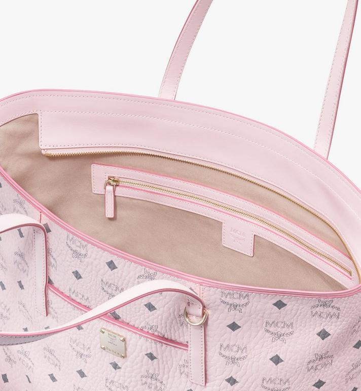 MCM 안야 비세토스 쇼퍼 Pink MWP9AVI61QH001 Alternate View 4