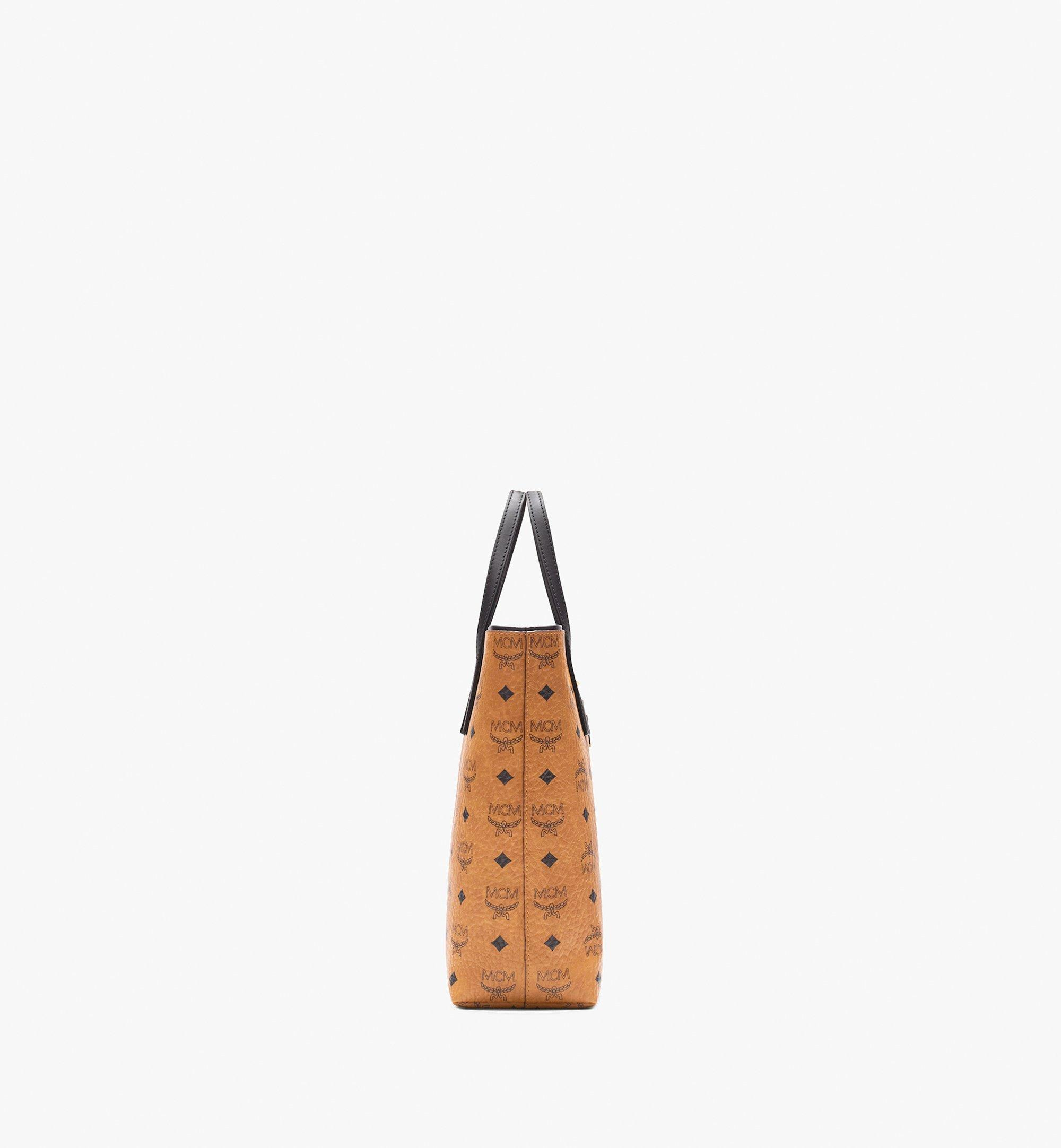 MCM 안야 쇼퍼 Cognac MWP9AVI77CO001 Alternate View 2
