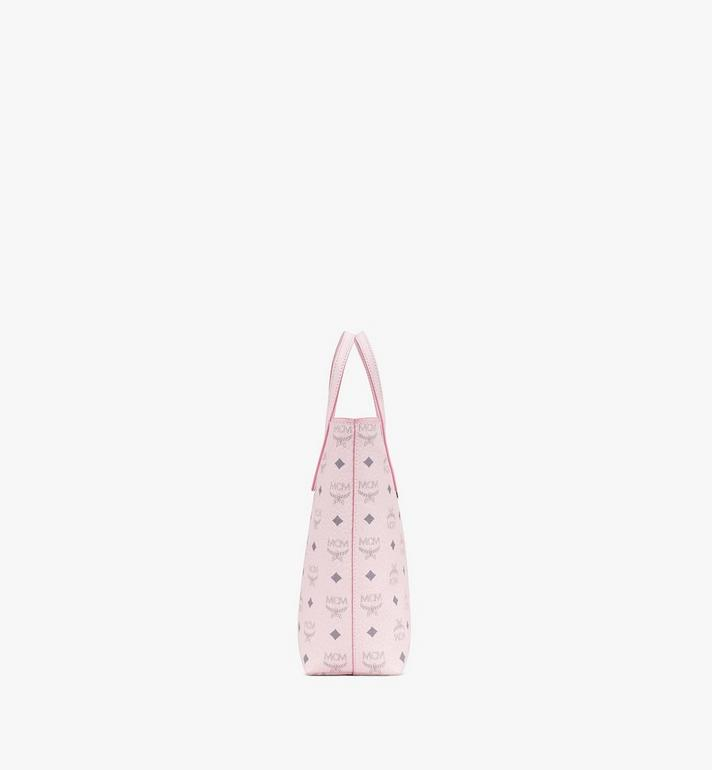 MCM Sac cabas Anya en Visetos Pink MWP9AVI77QH001 Alternate View 2