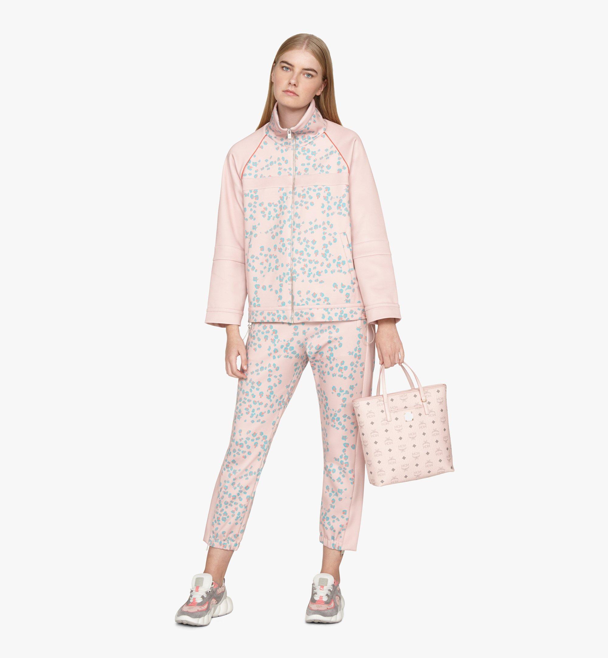 MCM Visetos 系列的 Anya Shopper 包款 Pink MWP9AVI77QH001 更多視圖 4