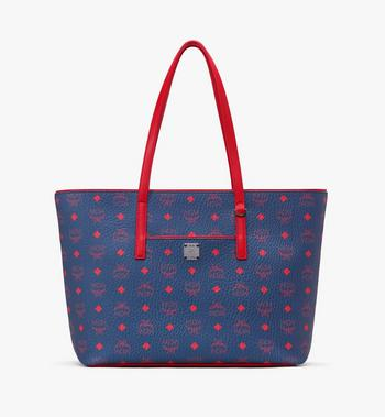 MCM Anya Shopper in Visetos Alternate View 1