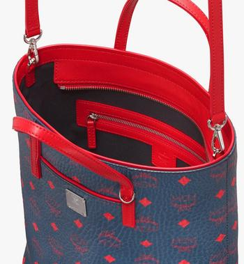MCM Anya Shopper in Visetos Alternate View 4
