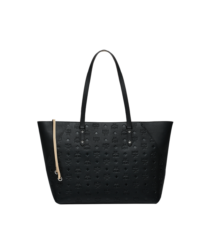 MCM Klara Shopper in Monogram Leather Alternate View