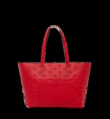 MCM Klara Shopper in Monogram Leather Alternate View 4