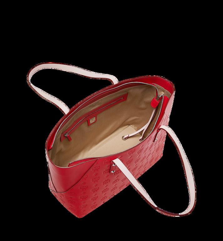 MCM Klara Shopper in Monogram Leather AlternateView5