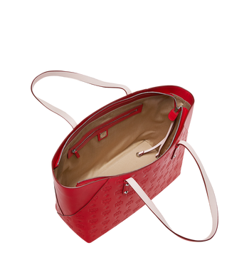 MCM Klara Shopper in Monogram Leather Alternate View 5