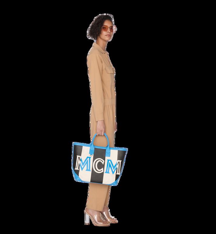 MCM Ilse Shopper in Canvas Alternate View 7