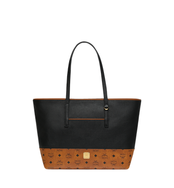 MCM Geonautic Shopper in Colorblock Leather AlternateView