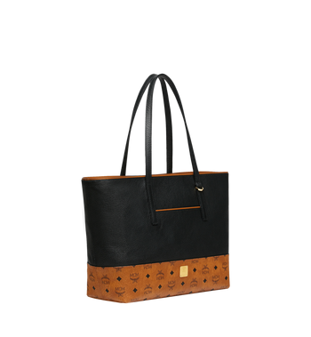 MCM Geonautic Shopper in Colorblock Leather AlternateView2