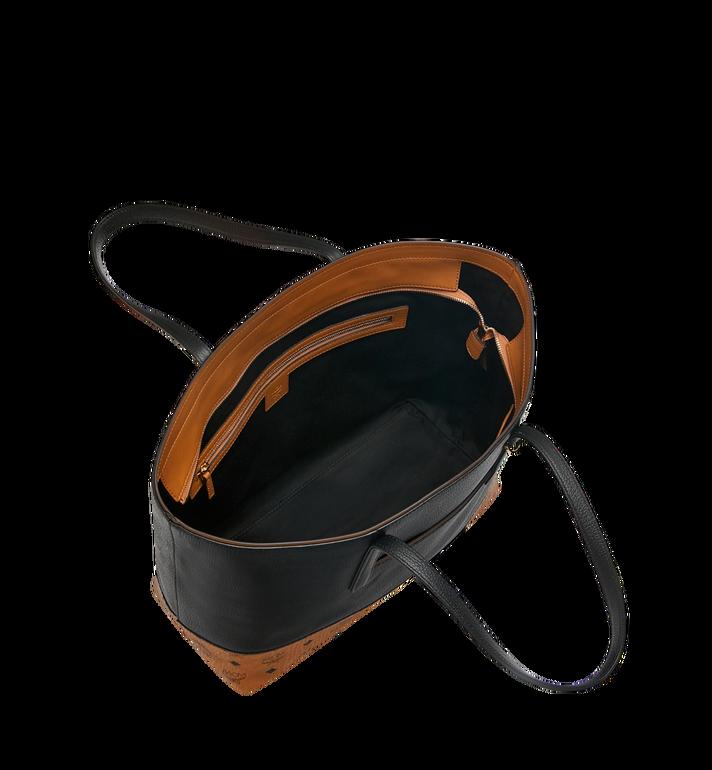 MCM Geonautic Shopper-Tasche aus Leder im Colorblock-Design AlternateView5