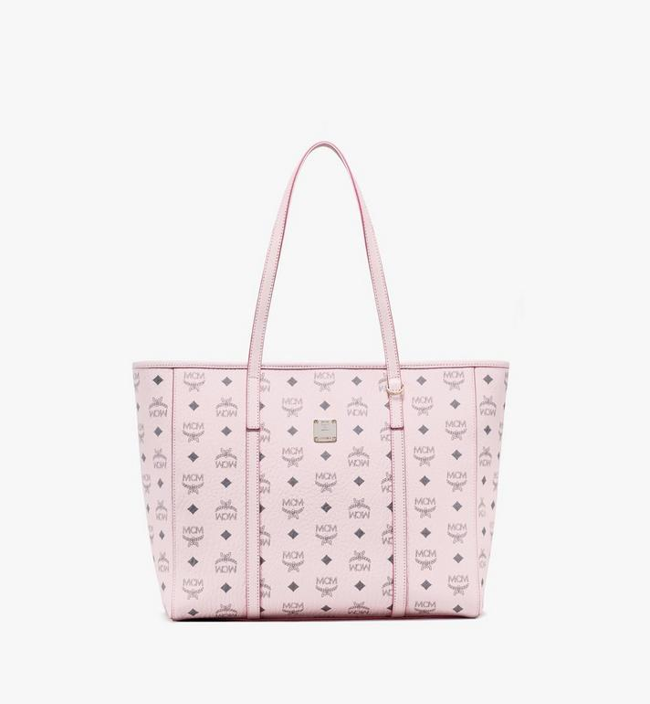 MCM 토니 비세토스 쇼퍼 Pink MWPAATN01QH001 Alternate View 1