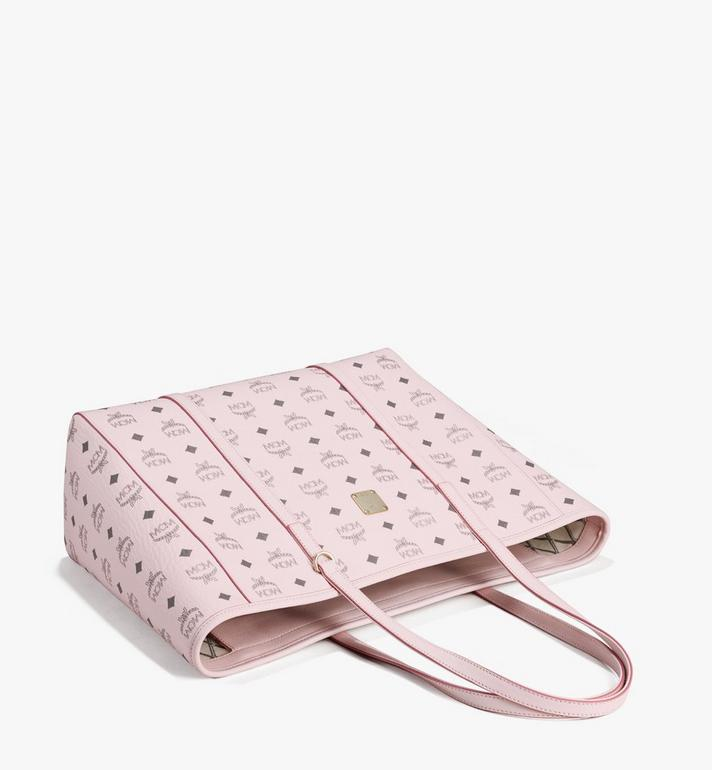 MCM 토니 비세토스 쇼퍼 Pink MWPAATN01QH001 Alternate View 3