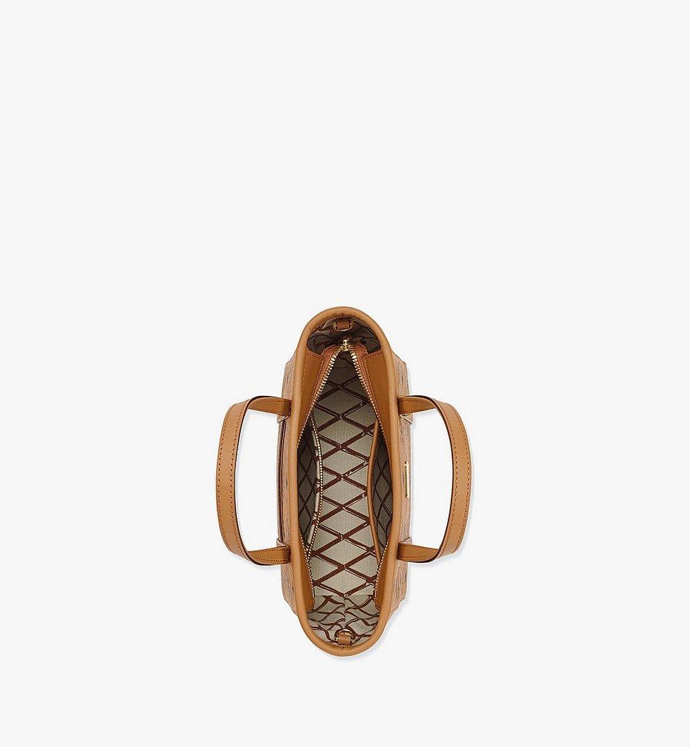 MCM Toni Visetos购物袋 Cognac MWPAATN04CO001 更多视角 2