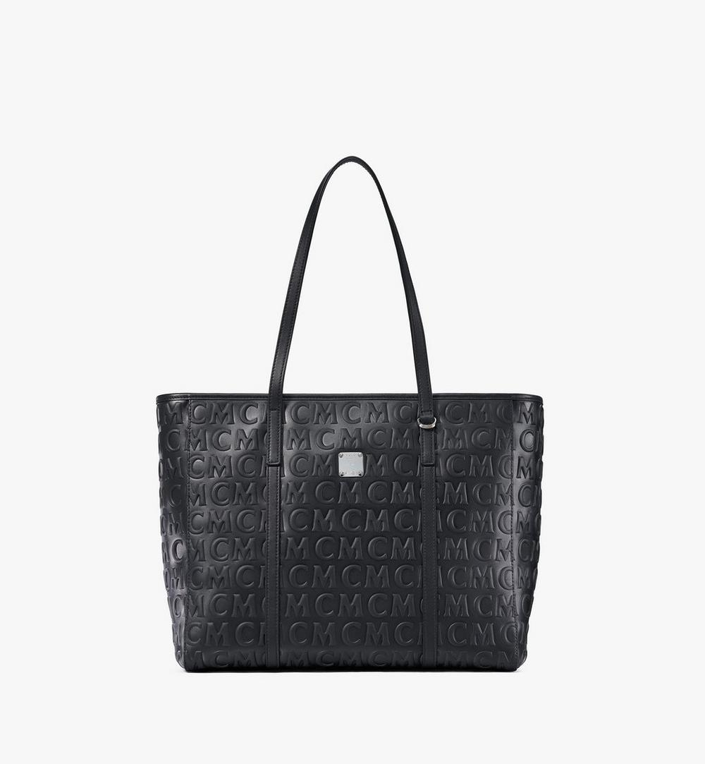 Toni Shopper in MCM Monogram Leather 1