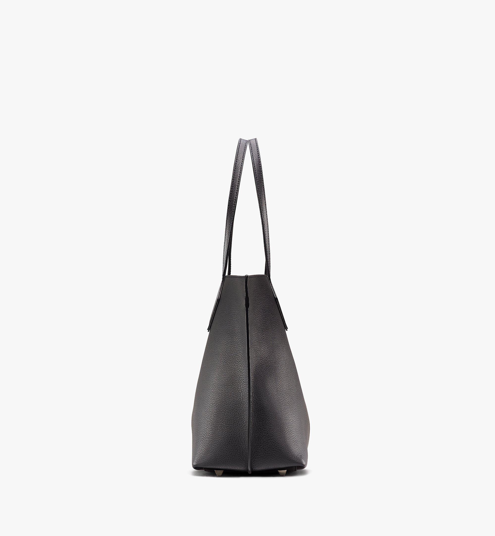 MCM Yris Tani 皮革購物袋 Black MWPAAYS01BK001 更多視圖 1