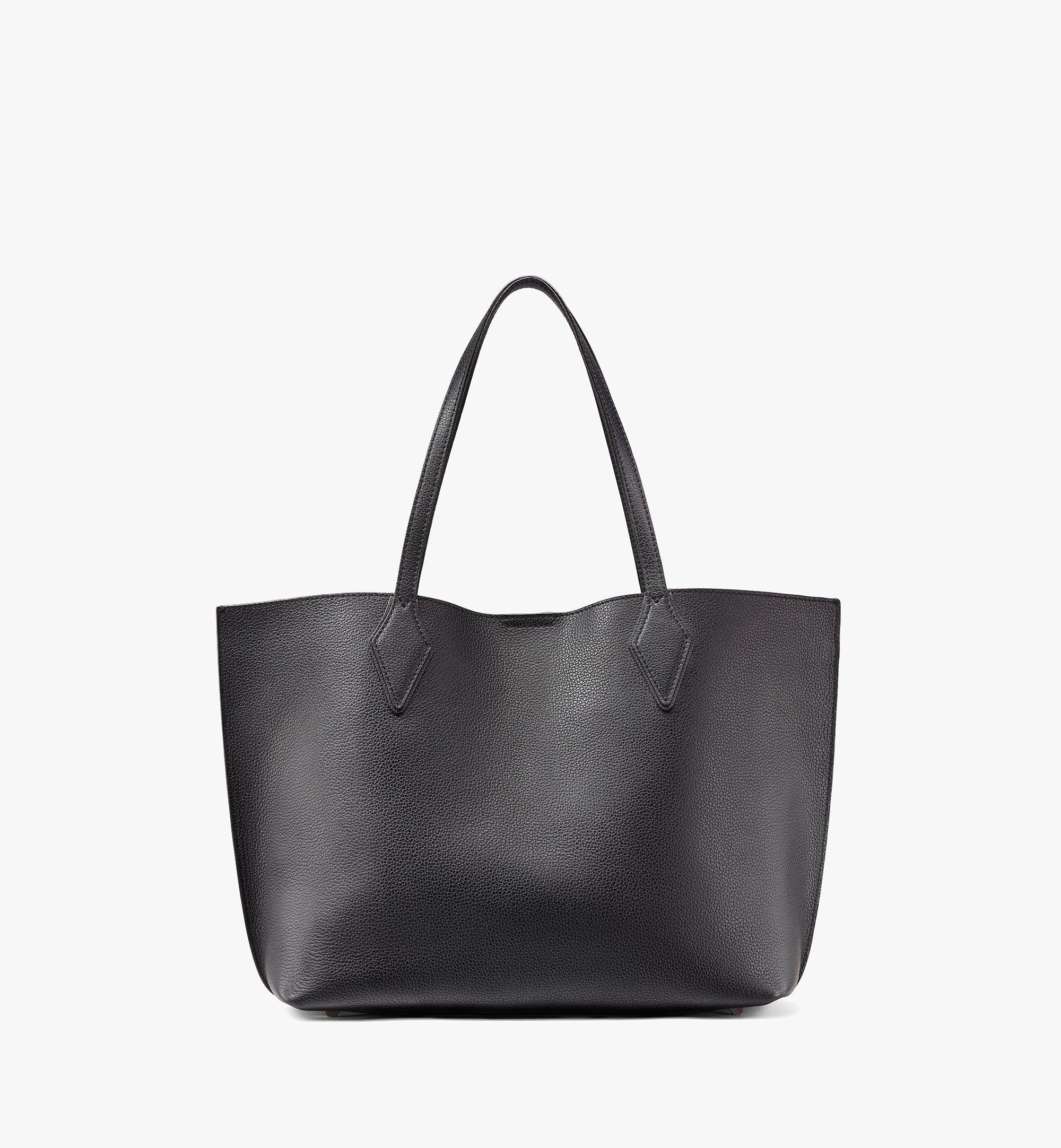 MCM 와이리스 쇼퍼 Black MWPAAYS01BK001 Alternate View 4