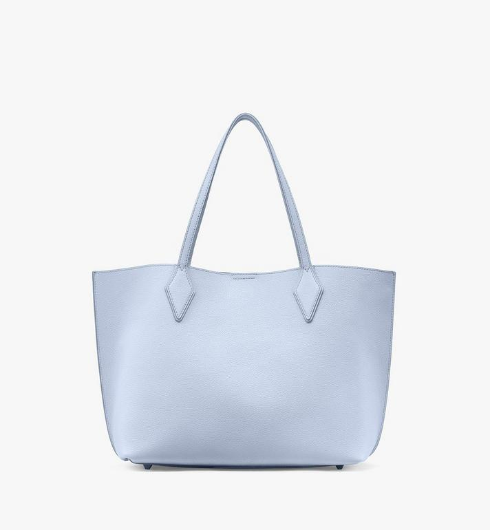 MCM 와이리스 쇼퍼 Blue MWPAAYS01H4001 Alternate View 4