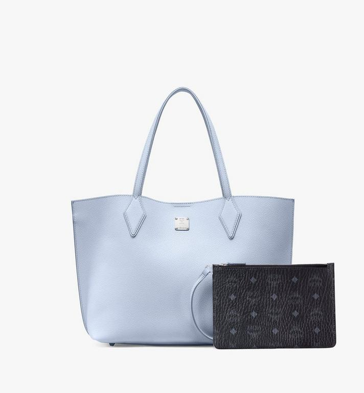 MCM 와이리스 쇼퍼 Blue MWPAAYS01H4001 Alternate View 5