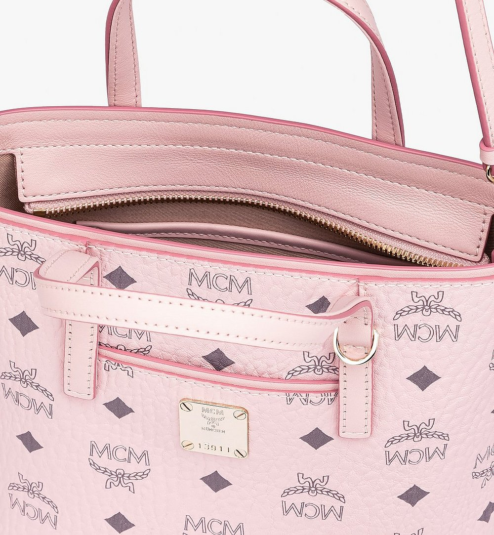 MCM Anya Shopper in Visetos  MWPASVI10QH001 Noch mehr sehen 3