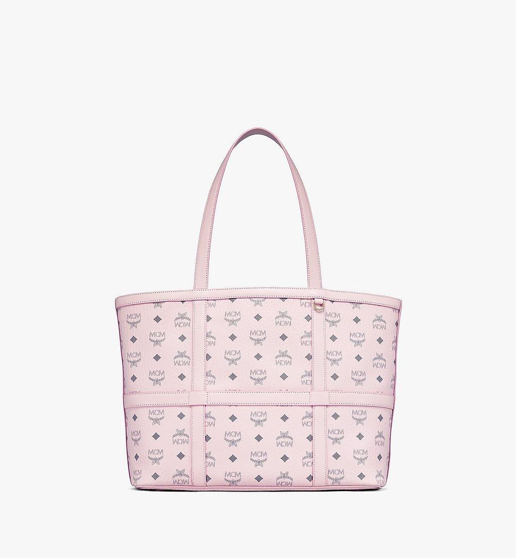 MCM Delmy Shopper in Visetos Pink MWPBSER01QH001 Noch mehr sehen 1