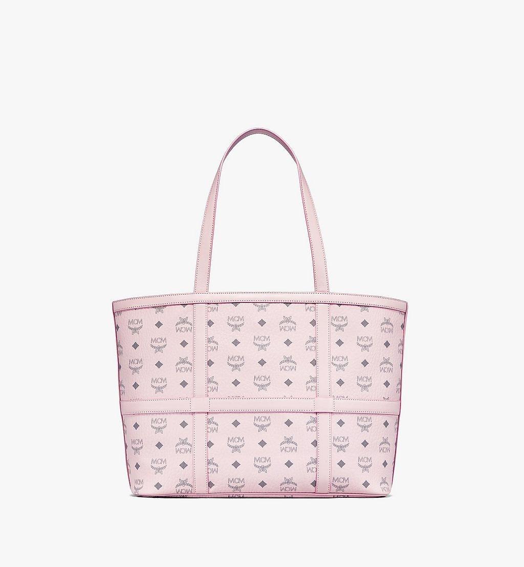 MCM Delmy Shopper in Visetos Pink MWPBSER01QH001 Noch mehr sehen 3