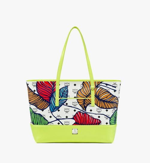 Hawaii Upcycling Project Shopper in Visetos Leather Mix