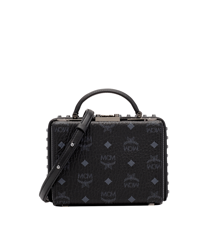 MCM Berlin Crossbody in Visetos AlternateView4