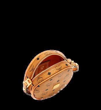 MCM Heritage Tambourine in Visetos MWR6AVI36CO001 AlternateView5
