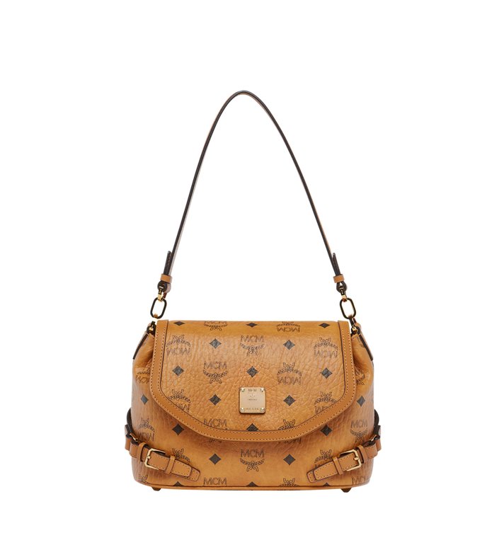 MCM Essential Crossbody in Visetos MWR7ASE73CO001 AlternateView