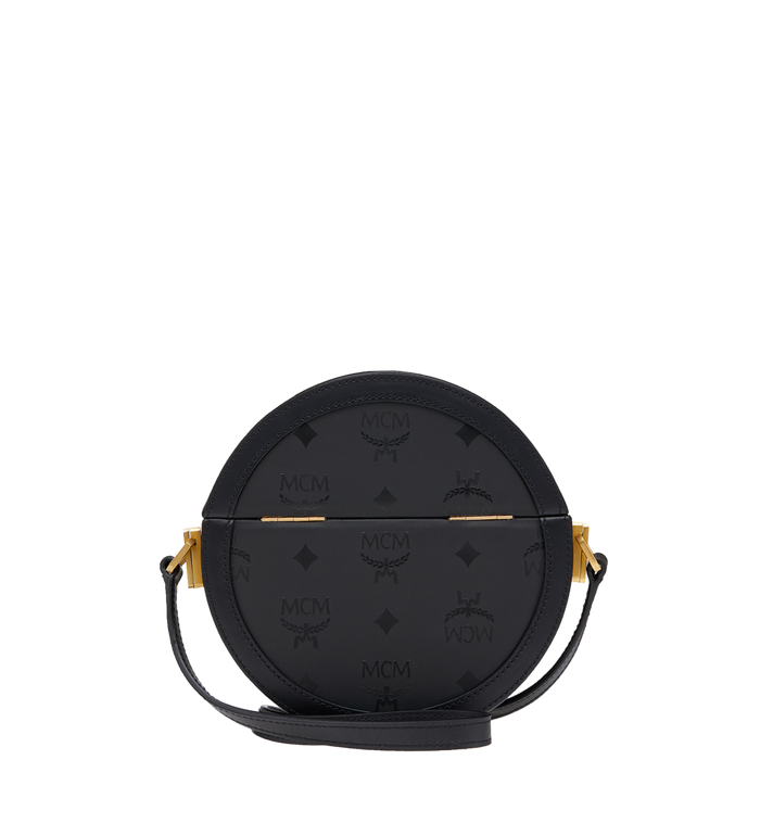 MCM Berlin Tambourine Crossbody in Odeon MWR8ABN09BK001 AlternateView4