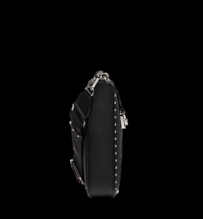 MCM Kasion Crossbody in Studded Outline MWR8AKO52BK001 AlternateView3