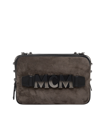 MCM Cubism Crossbody in Suede MWR8AXC16EP001 AlternateView