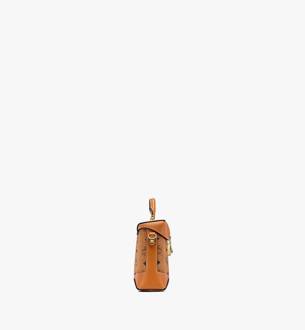 MCM Soft Berlin Crossbody-Tasche in Visetos Cognac MWR9ABF14CO001 Noch mehr sehen 1