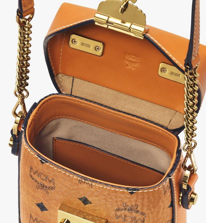 MCM Soft Berlin Crossbody in Visetos Alternate View 4
