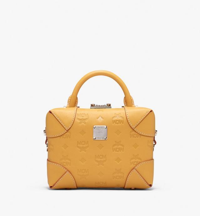 Soft Berlin Crossbody Bag in Monogram Leather