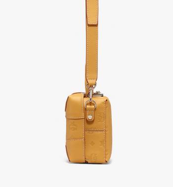 MCM Soft Berlin Crossbody Bag in Monogram Leather Alternate View 2