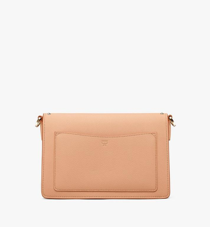MCM Patricia Crossbody in Studded Park Avenue Leather Alternate View 3