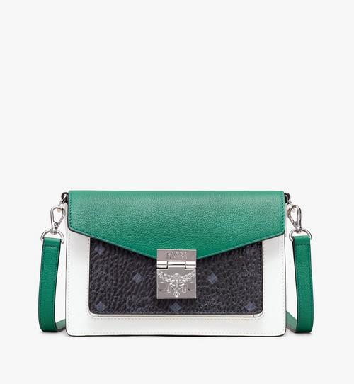 Patricia Crossbody in Colorblock Visetos