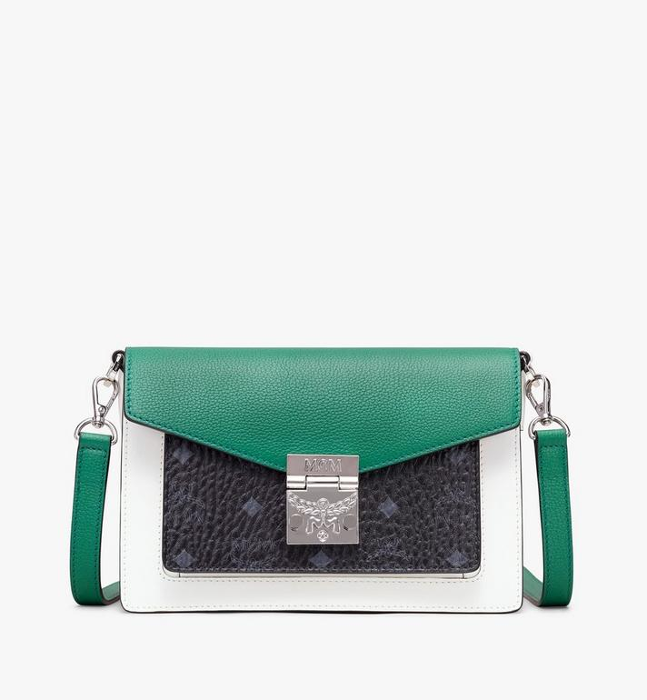 MCM Patricia Crossbody in Colorblock Visetos Alternate View